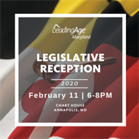 2020 Maryland Legislative Reception for not-for-profit members