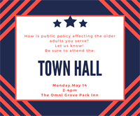 Town Hall Conversation
