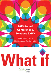 SAVE THE DATE: 2019 Annual Conference & Solutions EXPO