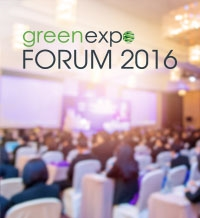 GREEN EXPO FORUM 2016