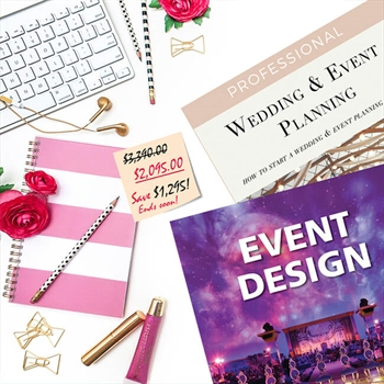 Certificate in Wedding & Event Planning/Signature Wedding & Event ...