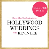 Kevin Lee Hollywood Wedding Internship