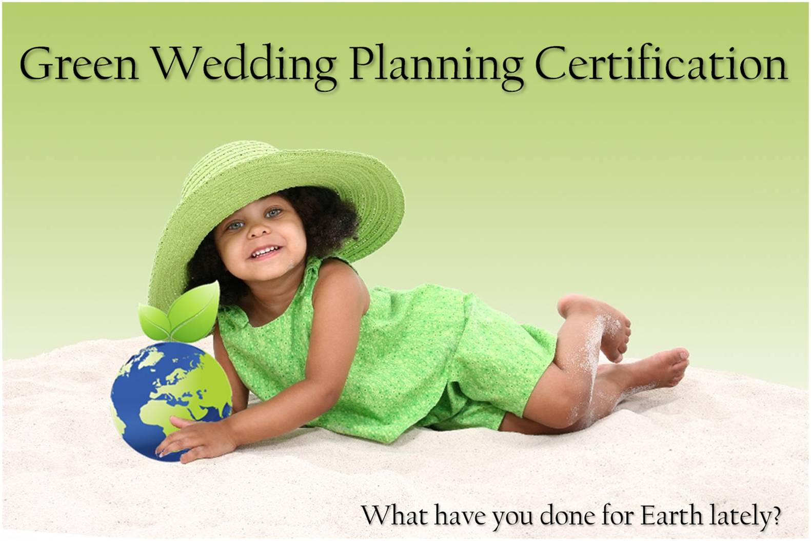 Green wedding planning certification pif or 50 now lovegevity green wedding planning certification pif or 50 now lovegevity inc 1betcityfo Images