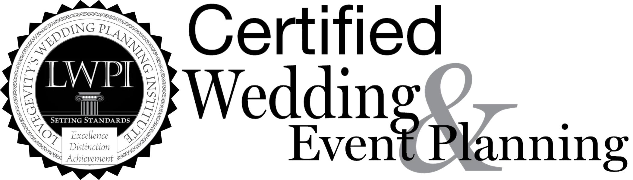 Learn more about the Certified Wedding and Event Planning Course