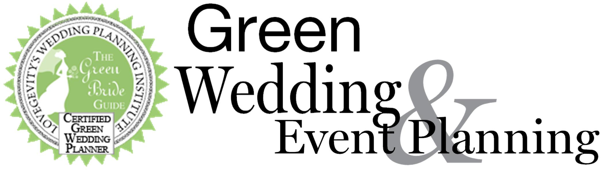 Learn more about the Green Wedding Planning Course