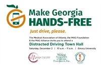 MAA / MAG Foundation Distracted Driving Forum