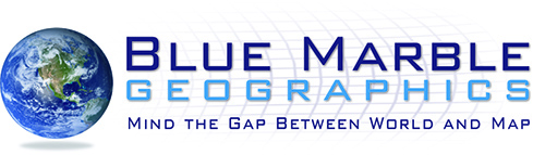 Blue Marble Logo