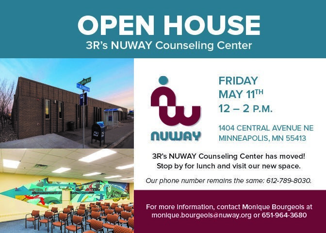 3R's NUWAY Counseling Center