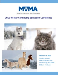 2015 MVMA Winter Continuing Education Conference