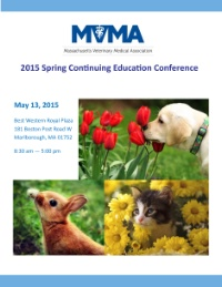 2015 MVMA Spring Continuing Education Conference and Annual Meeting