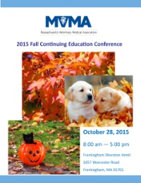 2015 MVMA Fall Continuing Education Conference