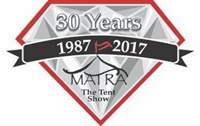 Trade Show ONLY - The Tent Show 2017