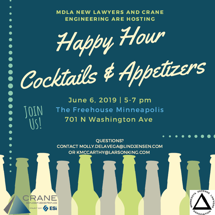 New Lawyers Happy Hour