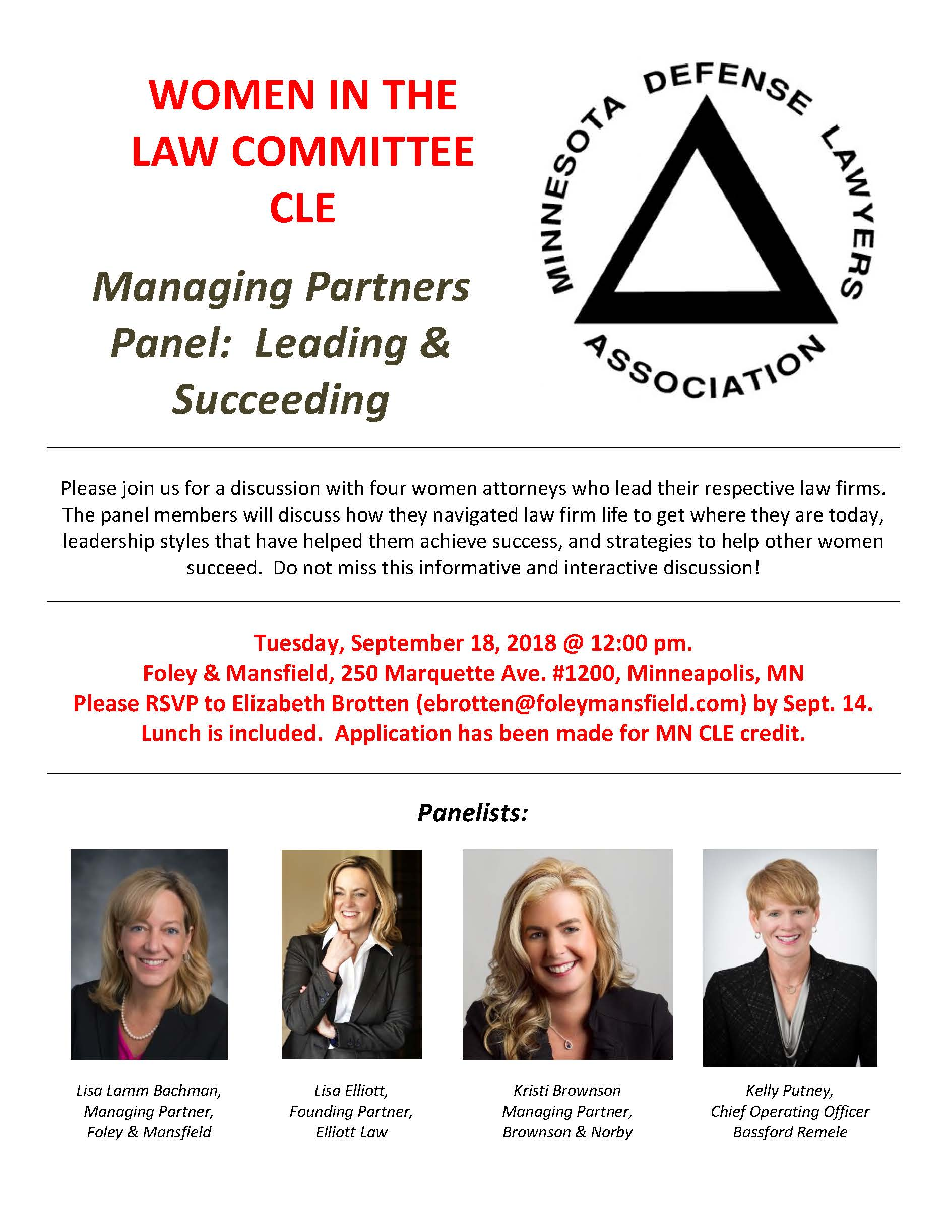 Women in the Law Committee