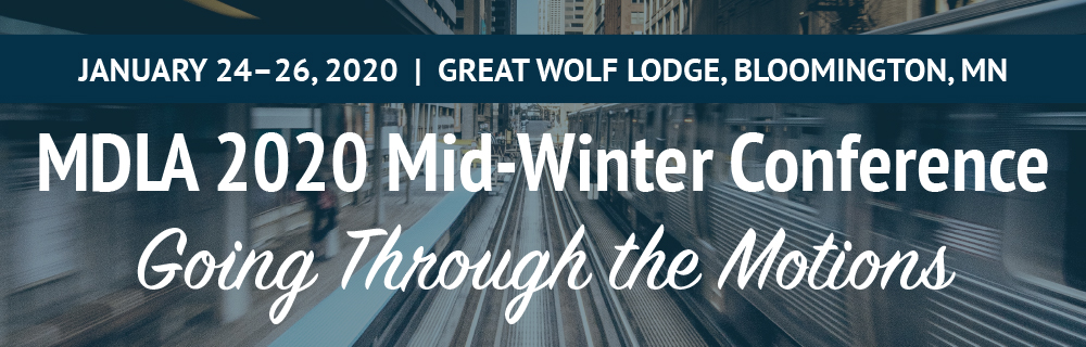 MDLA 2020 Mid-Winter Conference