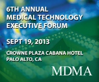 2013 Medical Technology Executive Forum