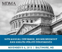Coverage, Reimbursement and Health Policy Conference