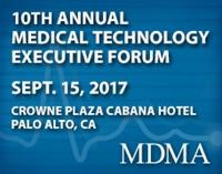 MDMA 2017 Medical Technology Executive Forum