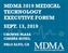 MDMA 2019 Medical Technology Executive Forum