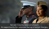 Tarrant County Veterans Court for All Participants
