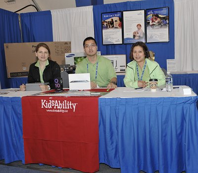 Photo of Kids Ability Booth