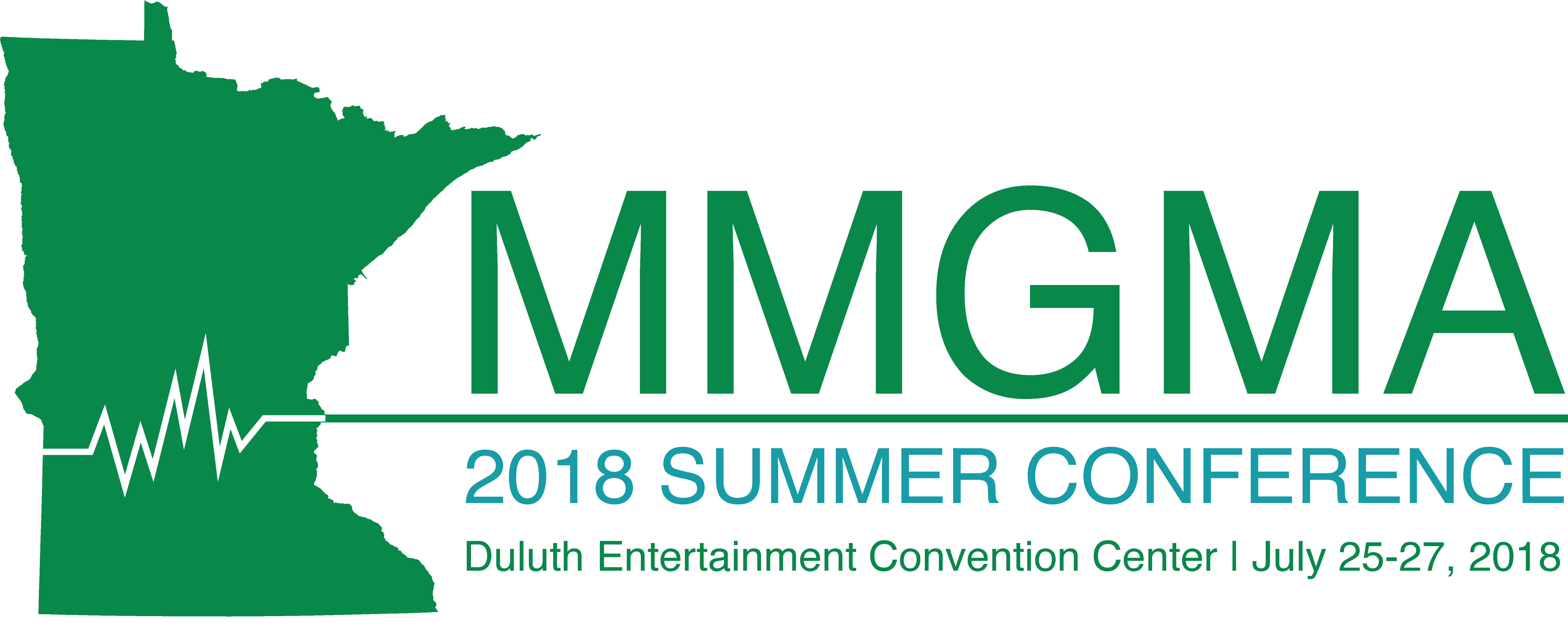 MMGMA 2018 Summer Conference logo
