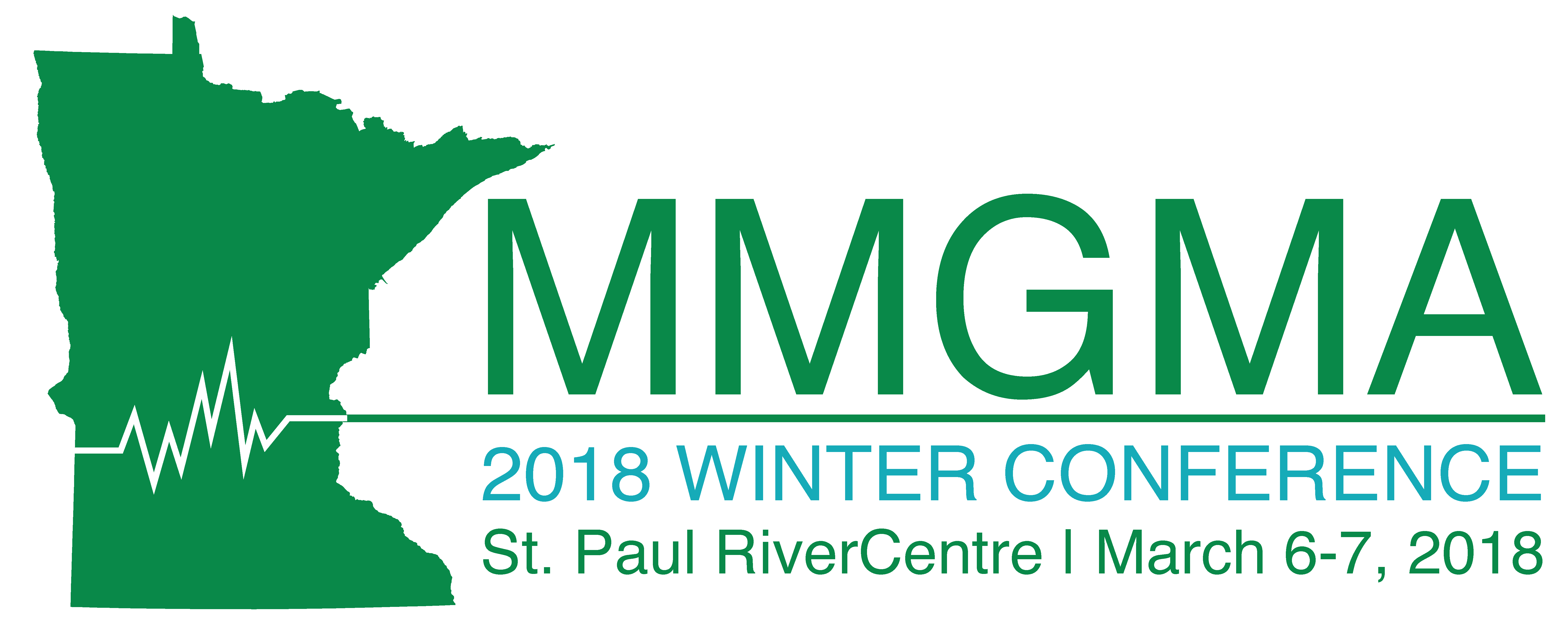 MMGMA 2018 Winter Conference logo