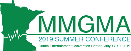 MMGMA 2019 Summer Conference logo