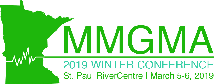 MMGMA 2019 Winter Conference logo