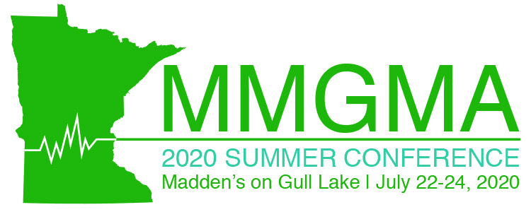MMGMA 2020 Summer Conference logo