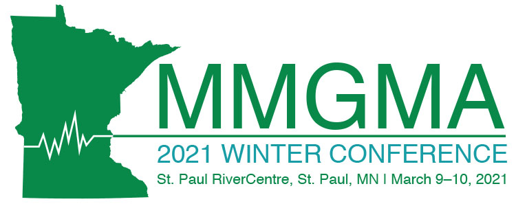 MMGMA 2021 Winter Conference logo