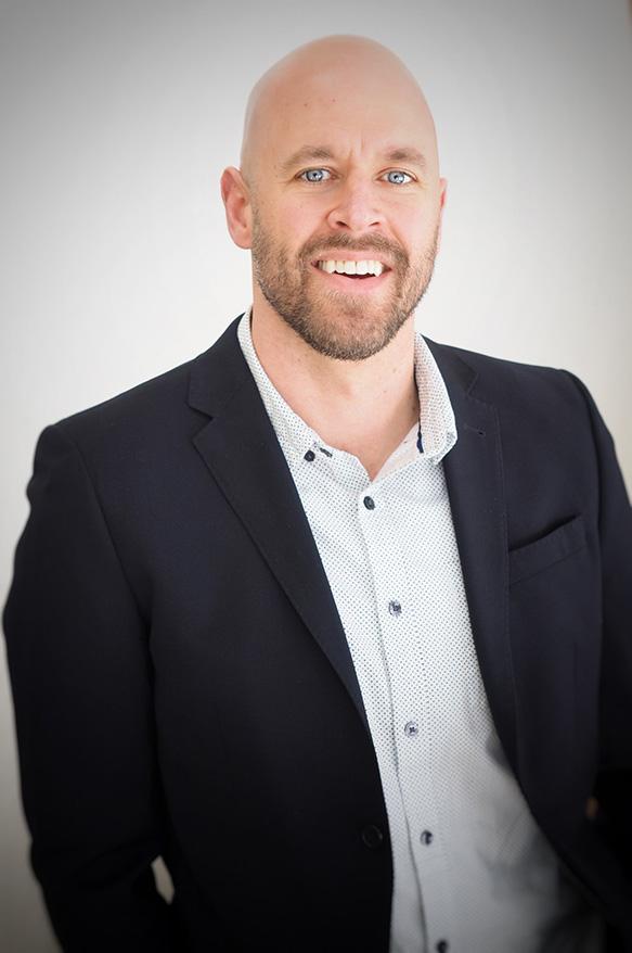 Shane Melenbacker MBA
