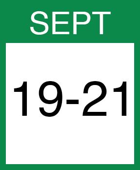 MHSCN 2018 Tristate Conference, Sept 19-21