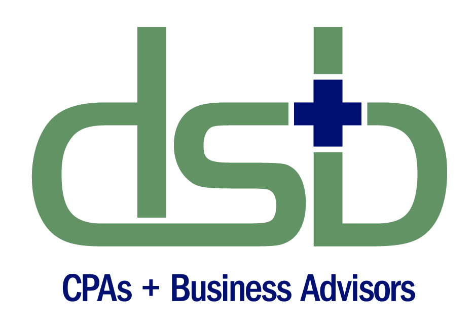 DS+B | CPAs + Business Advisors Logo