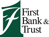 First Bank & Trust logo