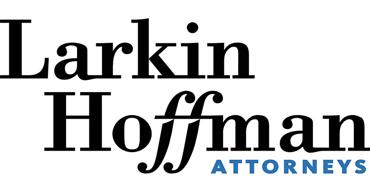 Larkin Hoffman Attorneys logo