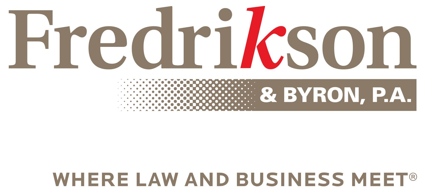 Fredrikson & Byron, PA logo
