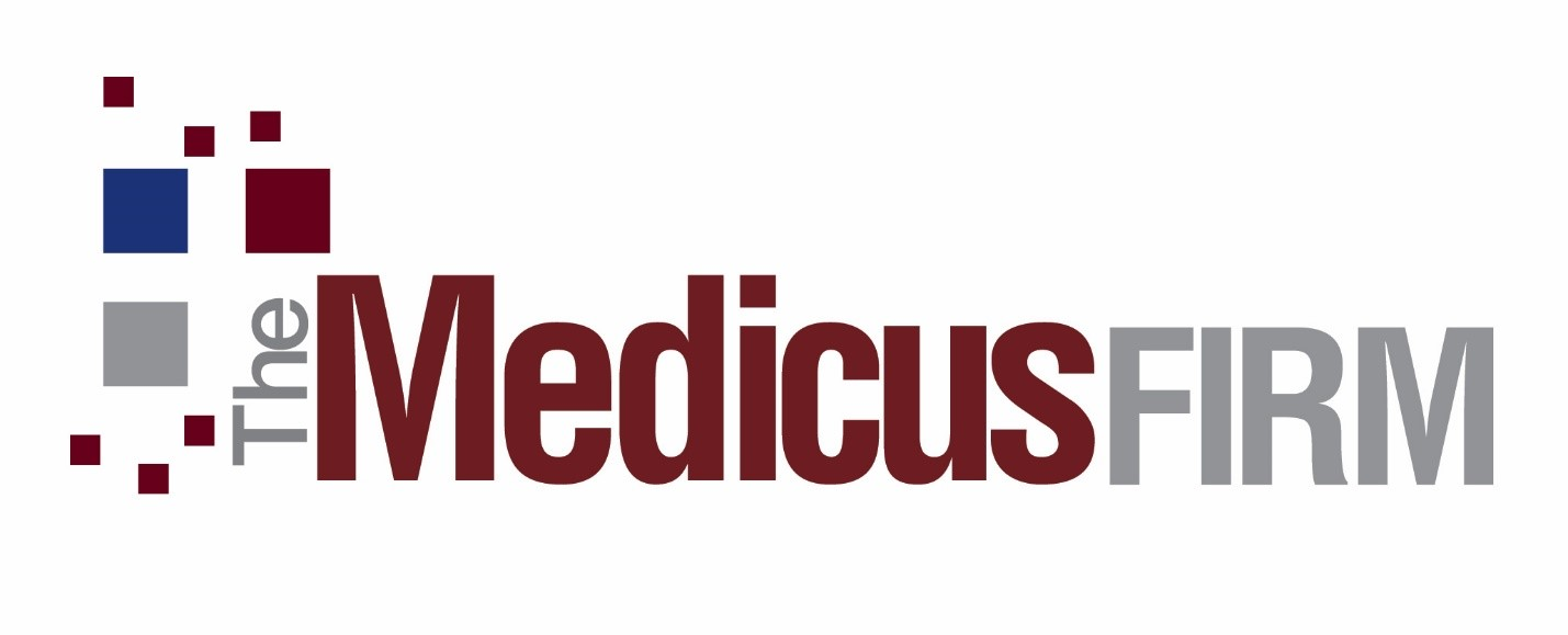 The Medicus Firm logo