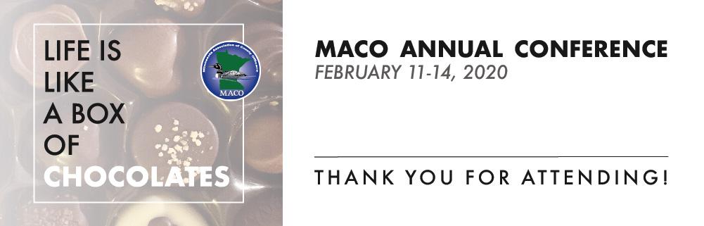MACO Annual Conference