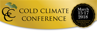 2018 Cold Climate Conference