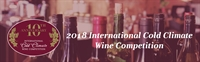 10th Annual International Cold Climate Wine Competition
