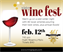 2016 Winter Wine Fest