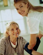 Home Care nurses provide skilled care for elderly people in their own homes.
