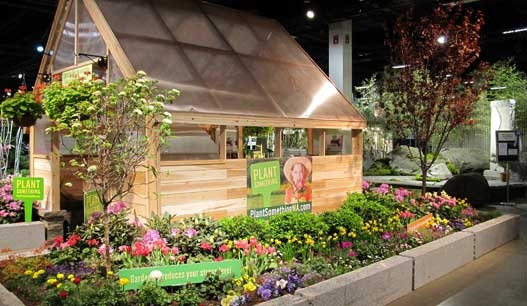 Plant Something MA at the Boston Flower & Garden Show