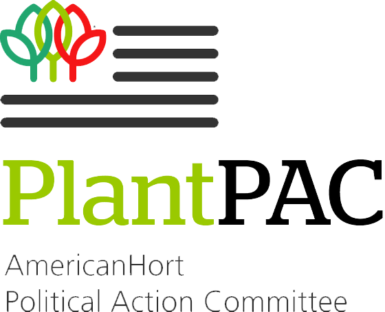 PlantPAC is the AmericanHort Political Action Committee