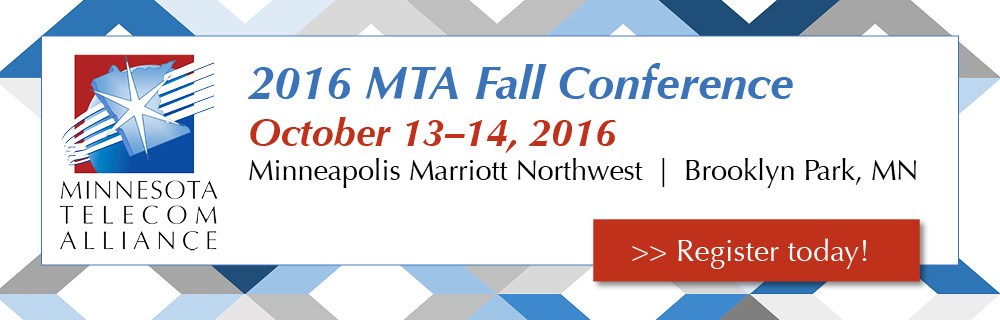 MTA 2016 Fall Conference