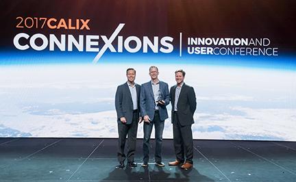 Paul Bunyan Communications Wins International Innovation Award