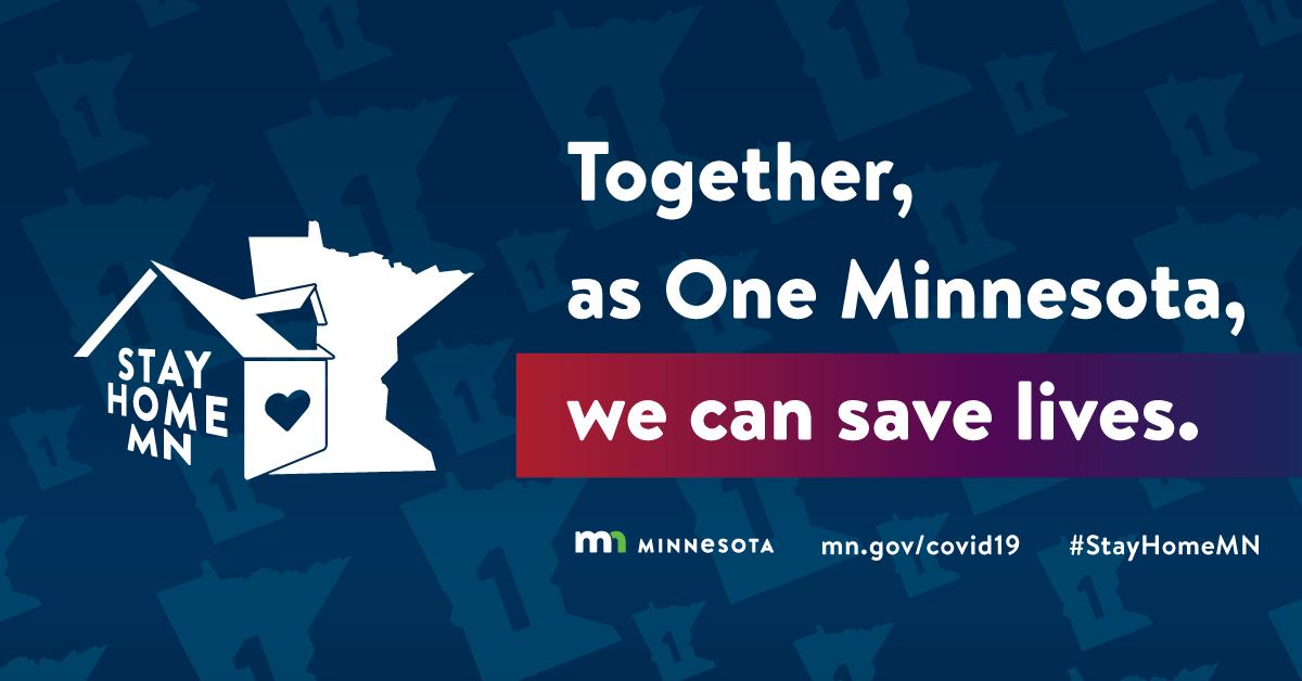 Stay Home Minnesota