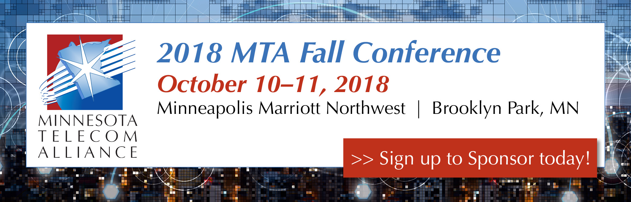 MTA Fall Conference Sponsorship Opportunities