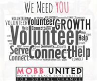 M.O.B.B. United Volunteer Opportunities